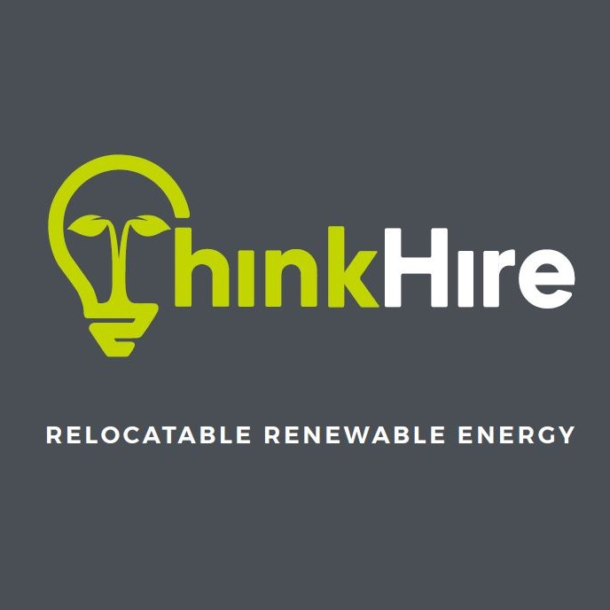 Think Hire company logo