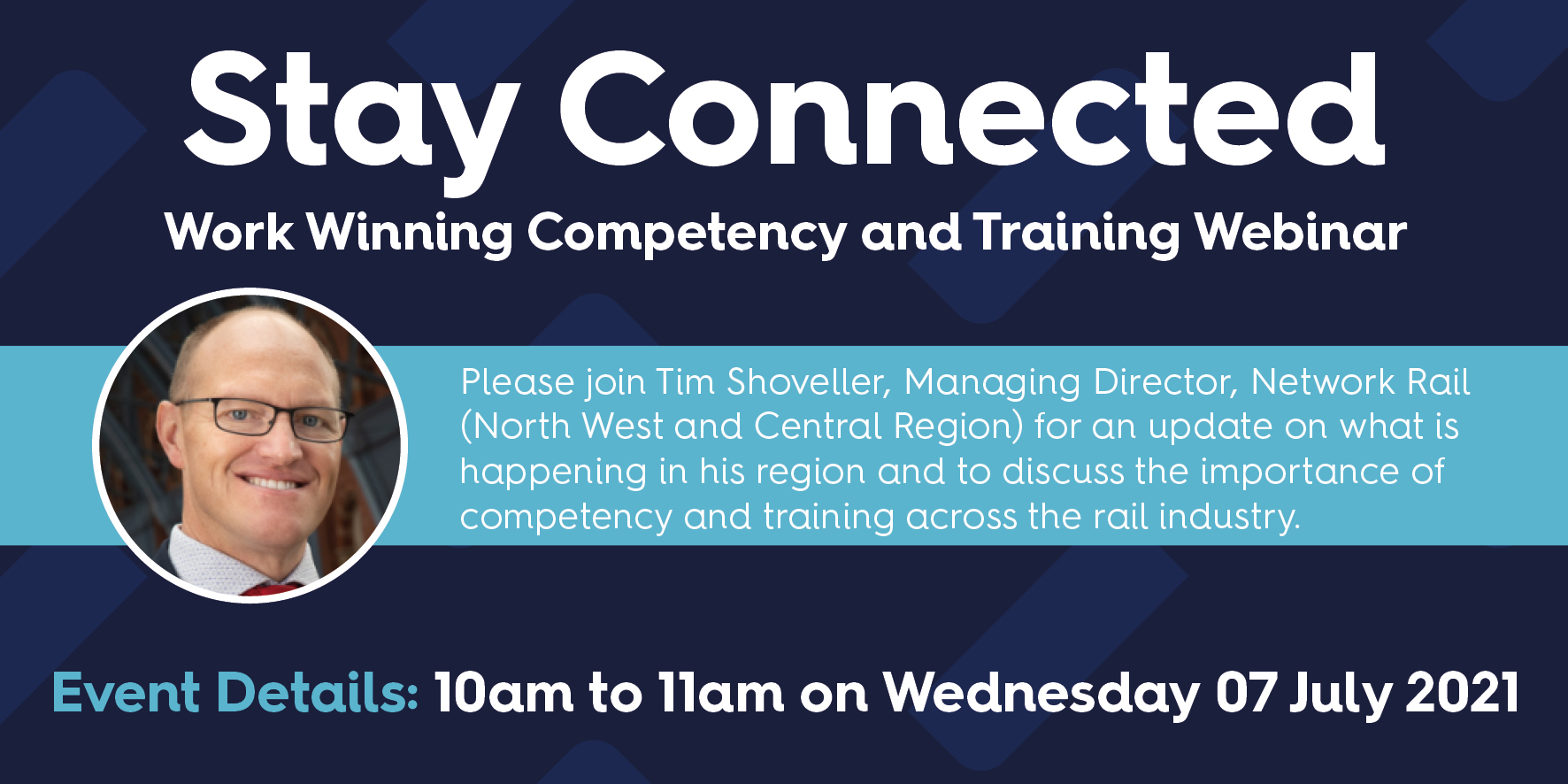 Stay Connected event image